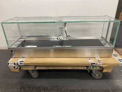 Custom Food Warmer Display Case Very Nice Custom Design Tempered Gl 39w 12d 14h