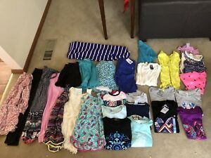 Clothing, Shoes, Accessories Cooperative Bulk Lot Ladies Clothing Clearance Sale Prelived Mixed Sizes 8 10 12