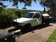 2001 Toyota Hilux Ute New Lambton Heights Newcastle Area Preview