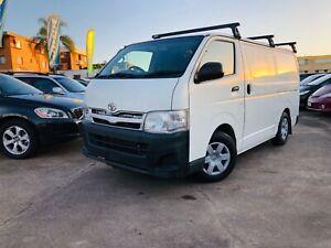 2012 Toyota Hiace LWB Manual Diesel 🎁6 Months Fresh Rego ➕ RWC ➕ Warranty 🎁 Holland Park West Brisbane South West Preview