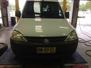 2008 Holden Combo Van/Minivan Adamstown Newcastle Area Preview