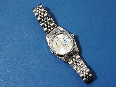 Hampden Lady's Watch St. Croix Style with GM-UAW Logos - NEW