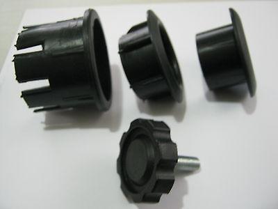3pcs Umbrella Base Insert Set fit Umbrella Pole1.40''-1.50''&1.90'' & Post-Screw