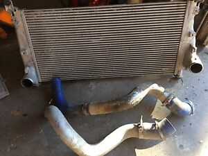 Duramax intercooler