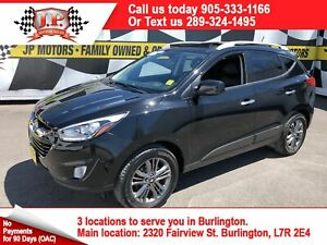 2014 Hyundai Tucson GLS, Auto, Leather, Sunroof, AWD