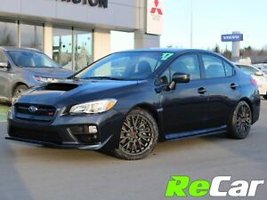 2017 Subaru WRX STI AWD | 6-SPEED | ONLY 8,000 KM!!