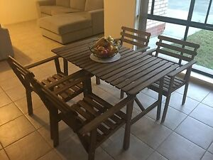 IKEA - NEW outdoor furniture set Angle Park Port Adelaide Area Preview