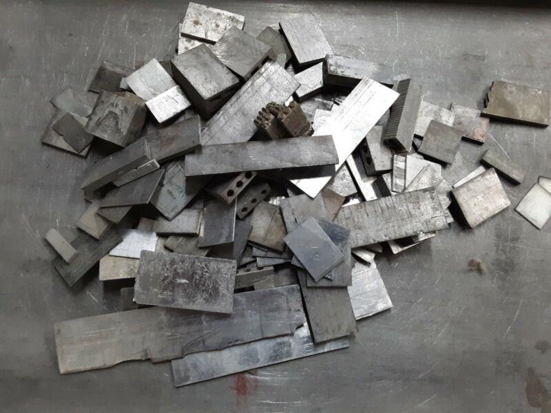 25 lbs Printers Lead strip material scrap Type Linotype Metal