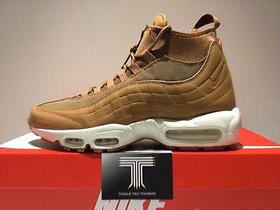 Nike Air Max 95 Sneakerboot ~ 806809 201 ~ Uk Size 7