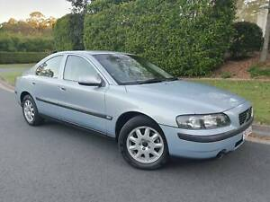 2002 Volvo S60 Automatic Sedan - ONLY 86,000KM - VERY WELL KEPT Sippy Downs Maroochydore Area Preview