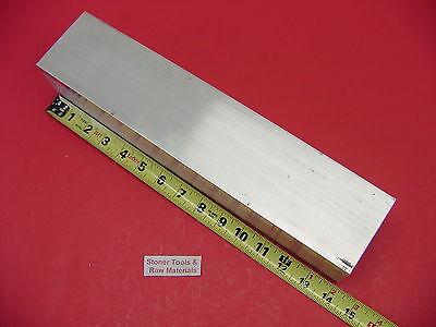 3x 3x 14 Wall X 14 Long Aluminum Square Tube 6061 T6 3 Sq X .25