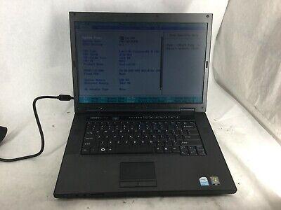 Dell Vostro 1510 Intel Celeron 2.13GHz 3gb RAM Laptop Computer -CZ