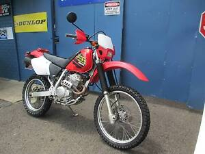 2002 Honda XR250R, Lams approved, electric start, rego, etc West Ipswich Ipswich City Preview