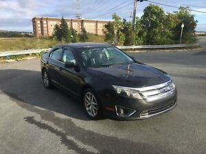 2010 Ford Fusion SEL Limited AWD