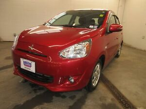 2015 Mitsubishi Mirage SE- HEATED SEATS! BLUETOOTH! CRUISE!