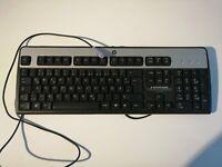 HP Tastatur, voll funktionstüchtig, Top in Ordnung Nordrhein-Westfalen - Lippstadt Vorschau