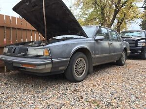 1989 Oldsmobile, willing to trade