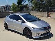 2012 Honda Civic type R 1 owner log books drives amazing must see Homebush West Strathfield Area Preview