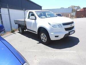 2012 Holden Colorado 4.2L Manual 4X2 Ute Wangara Wanneroo Area Preview