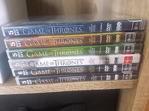 Seasons 1-6 Game Of Thrones Riverview Ipswich City Preview