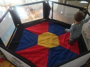Vee Bee Valco 6 sided playpen Belmore Canterbury Area Preview