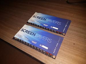 2X Adult Movie Tickets Aberfoyle Park Morphett Vale Area Preview
