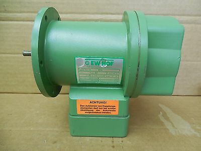 Ew Hof Tachometer Generator Type Tg 74 New