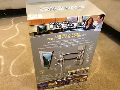 Monster Flatscreen Perfectview Powermount -