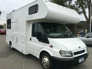 2004 WINNEBAGO SUN SEEKER FORD TRANSIT MOTOR HOME East Rockingham Rockingham Area Preview