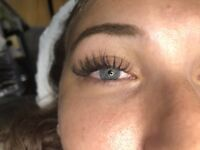 Eyelash extensions (SUMMER PROMO)