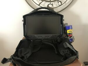 Écran-valise Gaems Black Vanguard