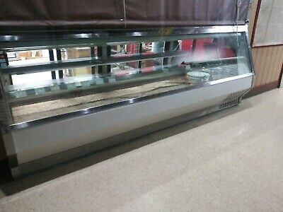 12ft Commercial Refrigerated Display Case