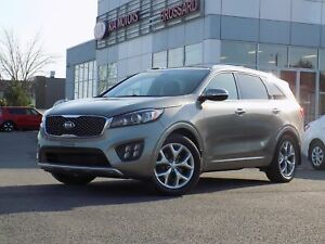 2017 Kia Sorento SX 7 PLACES CUIR NAVIGATION