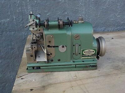 Industrial Sewing Machine Merrow Mg 2dh Hemmingoverlock