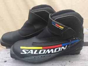 Cross Country Boots - Kids - Salomon equipe cl Junior Size 6