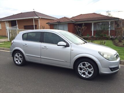 2005 Holden Astra CDXi Hatchback 3months rego Liverpool Liverpool Area Preview