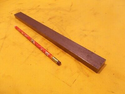 1018 Cr Steel Flat Bar Stock Machine Tool Die Shop Plate 12 X 1 X 12 Oal