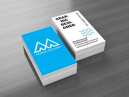 Hello need a business card or logo graphic design gumtree freelance graphic designer melbourne reheart Gallery