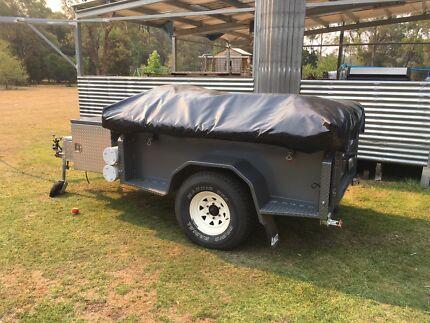 Camper Trailer Cradoc Huon Valley Preview
