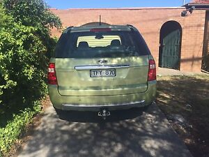 Ford triotrry 2004  7 seat excellent condition Kealba Brimbank Area Preview