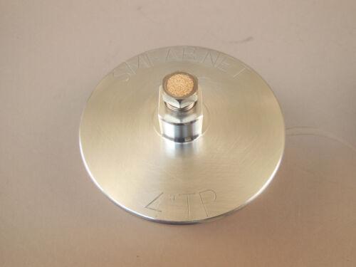 "TIG Welding Back Purge Plug Sanitary Stainless Steel 4"" Inconel Titanium"