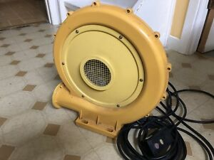 Air Pump Fan for Inflatables