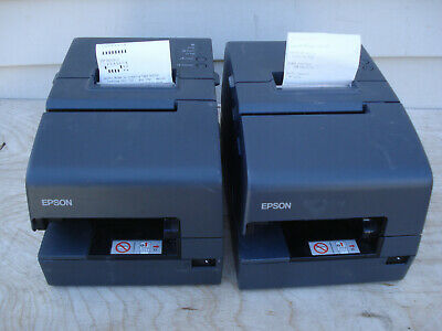 Epson Tm-h6000iv M253a Thermal Receipt Printer 2 Available