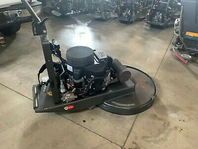 Pioneer Eclipse 420bu 28 Propane Floor Buffer With Dust Retention System