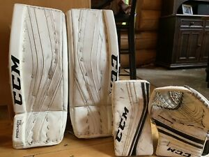 Ccm Premier Goalie Pads | Kijiji in Ontario  - Buy, Sell