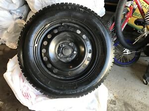 Winter Tires & Rims - Priced dropped!!