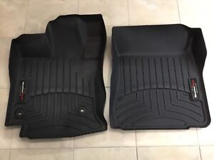 Weather Tech mats for 2015 Toyota Venza (Front and Rear)
