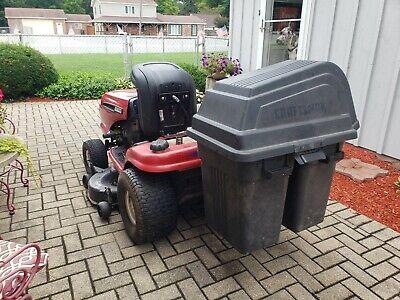 craftsman lawn mower garden tractor DLT3000 sears local pickup