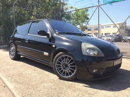 2005 Renault Clio Sport 182 cup West Ryde Ryde Area Preview