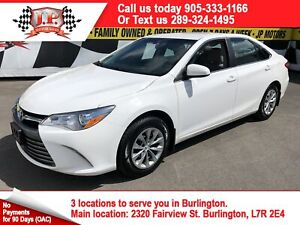 2015 Toyota Camry LE, Auto, Back Up Camera, Bluetooth, 82,000km